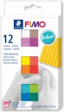 FIMO soft sada Brilliant - 12 barev
