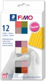 FIMO soft sada Fashion - 12 barev