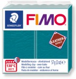 FIMO leather effect zelená laguna 57 g (369)