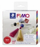 FIMO leather sada - Střapce