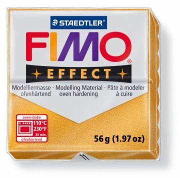 FIMO effect metalická zlatá 56 g (11)
