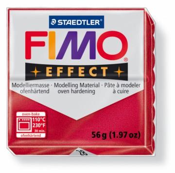 FIMO effect rubínová 56 g (28)