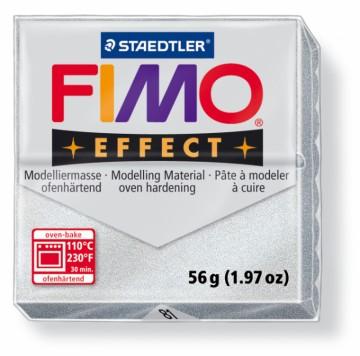 FIMO effect stříbrná jemná 56 g (81)