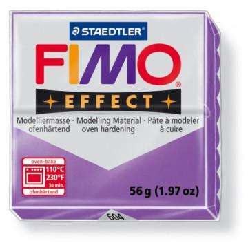 FIMO effect transparentní fialová 56 g (604)