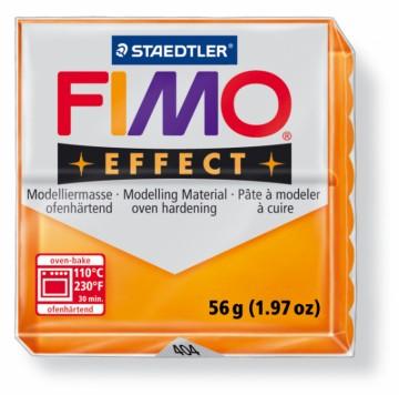 FIMO effect transparentní oranžová 56 g (404)