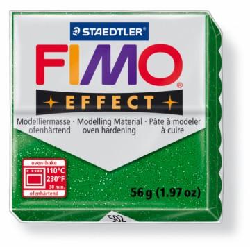 FIMO effect zelená 56 g (502)