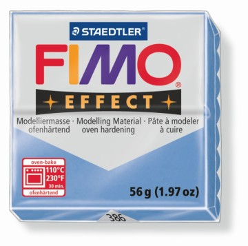 FIMO effect modrý achát 56 g (386)