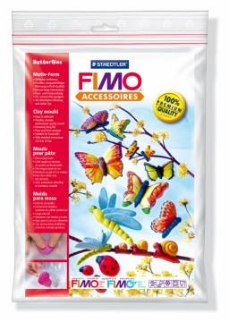 Fimo silikonová forma - Motýli