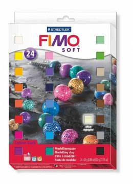 FIMO soft sada - 24 barev