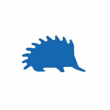 Ozdobná děrovačka - ježek 2,4 cm