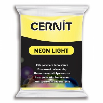 CERNIT neon light žlutá 56 g (700)