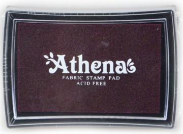 Poduška pro razítkování na textil ATHENA – fialová