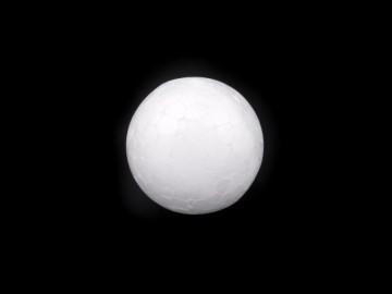 Polystyrenová koule 4 cm (1 ks)
