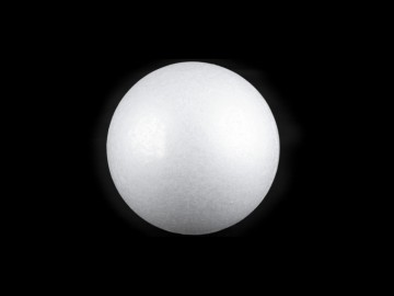 Polystyrenová koule 7 cm (1 ks)