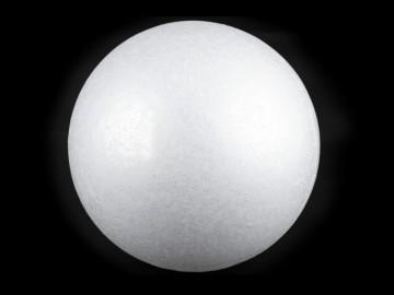 Polystyrenová koule 10 cm (1 ks)