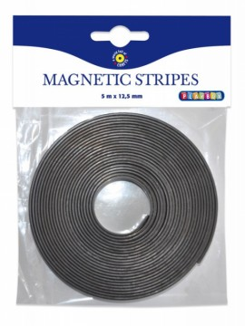 Magnetická lepící páska 5 m x 12,5 mm