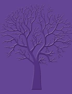 Embosovací kapsa Strom
