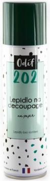Lepidlo a lak na decoupage ve spreji 250 ml