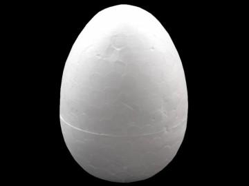 Polystyrenové vejce 100 x 70 mm (1 ks)