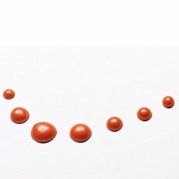 Tekuté perly 30 ml – oranžové
