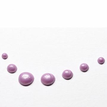 Tekuté perly 30 ml – pastelově růžové