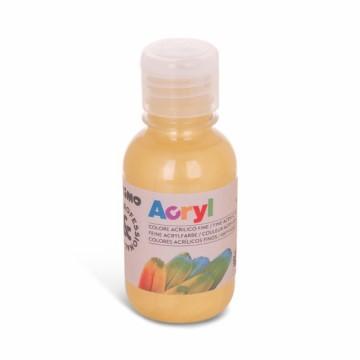 Akrylová barva Primo 125 ml – zlatá
