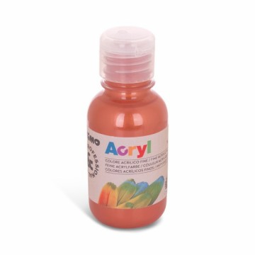 Akrylová barva Primo 125 ml – měděná