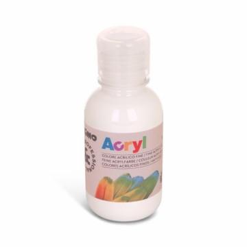 Akrylová barva Primo 125 ml – bílá