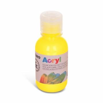 Akrylová barva Primo 125 ml – světle žlutá