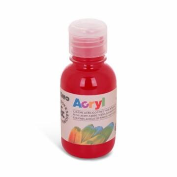 Akrylová barva Primo 125 ml – karmínově červená