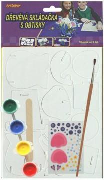 Kreativní sada – stojánek na tužky SLON