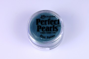 Pudr Perfect pearls – Blue Patina