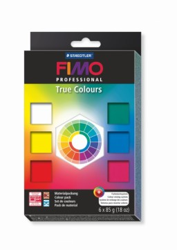 FIMO professional sada - Základní barvy