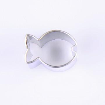 Vykrajovátko - rybka mini 1,8 cm