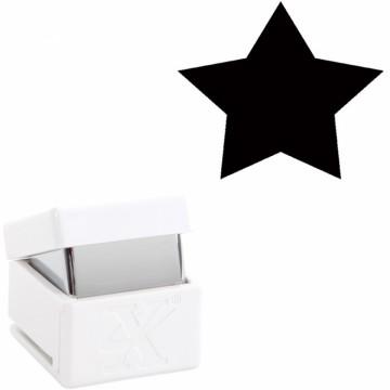 Ozdobná děrovačka hvězda 0,9 cm