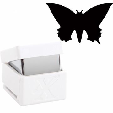 Ozdobná děrovačka motýl 0,9 cm