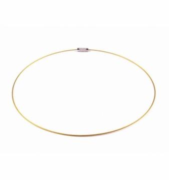 Lanko k výrobě náhrdelníků, zlatá