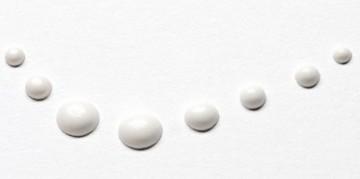 Tekuté perly 30 ml – křišťál
