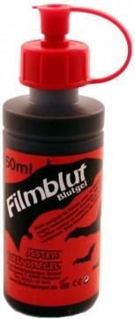 Umělá krev - gel tmavý 50 ml