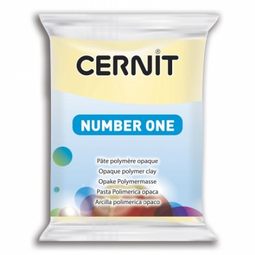 CERNIT number one vanilková 56 g (730)