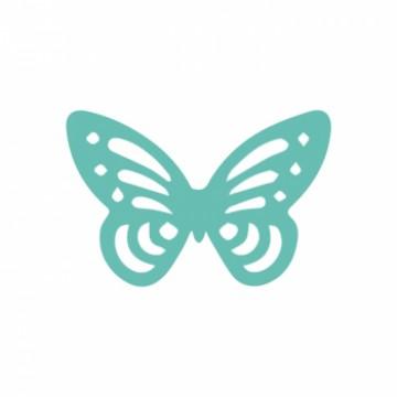 Ozdobná děrovačka ažurová - motýlek 3,7 cm