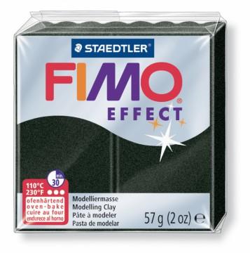FIMO effect černá perleťová 57 g (907)
