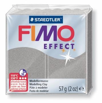 FIMO effect stříbrná perleťová 57 g (817)