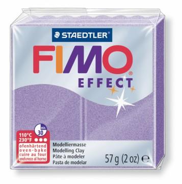 FIMO effect lila perleťová 57 g (607)