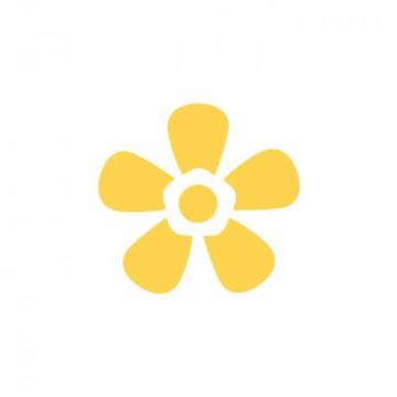 Ozdobná děrovačka - květ 2,5 cm