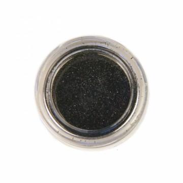 Jemné třpytky na tělo 10 ml - černá (01)