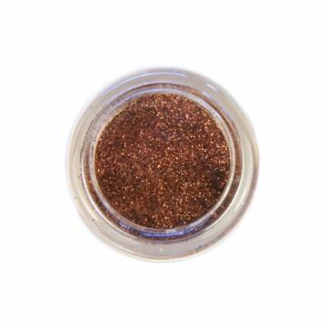 Jemné třpytky na tělo 10 ml - bronzové (12)