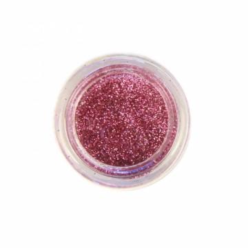 Jemné třpytky na tělo 10 ml - světle fialové (16)