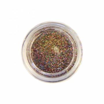 Jemné třpytky na tělo 10 ml - vícebarevné (18)