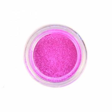 Jemné třpytky UV neonové na tělo 10 ml - purpurové (25)